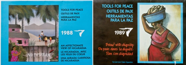 Tools for Peace calendar art